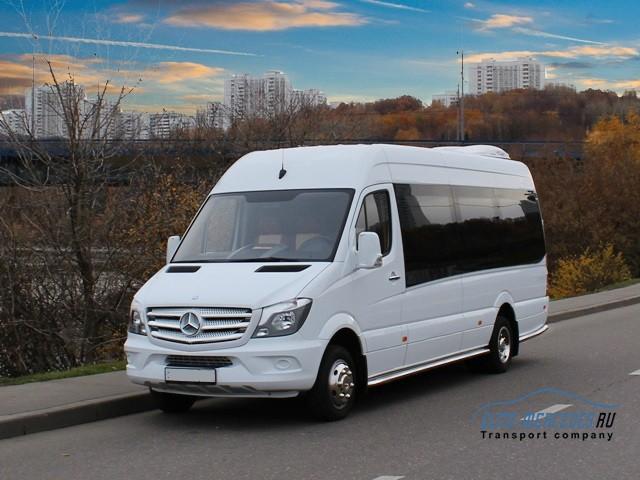 Заказ микроавтобуса с водителем на свадьбу